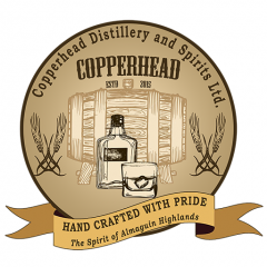 Copperhead Distillery Logo