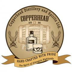 Copperhead Distillery Logo